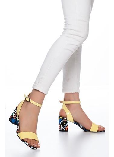 Mask Ayakkabı Sarı